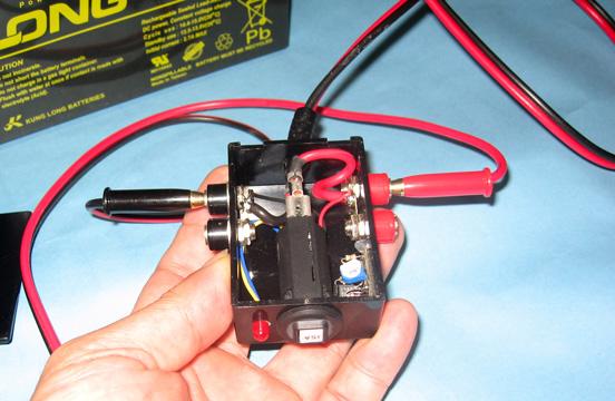 NFB付き分電箱