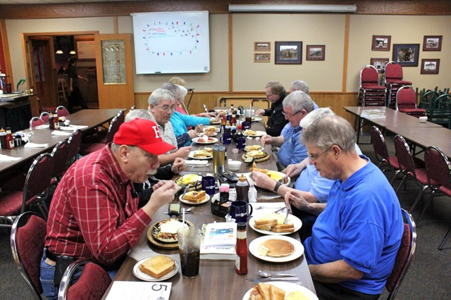 Michigan QRP Club - QRP Breakfast