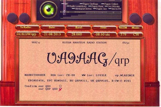 UA9AAG/QRP
