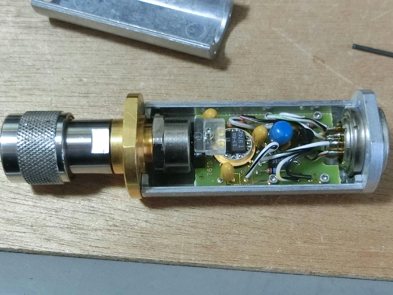 センサー8482Aの内部